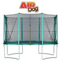 Buy cheap Air Dog 14ft Trampoline + Safety Enclosure from wholesalers