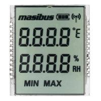 Buy cheap TN LCD Panel for Humidity & Temperature Transmitter from wholesalers