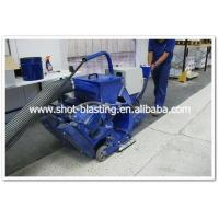 Buy cheap Professional surface roughening shot blasting machine from wholesalers