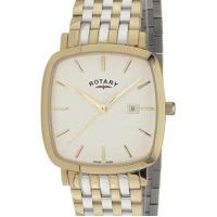 Buy cheap Rotary Timepieces Gents Two-tone Case Watch from wholesalers