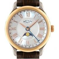 Buy cheap Rotary Timepieces Gents Rose Gold Case Watch from wholesalers