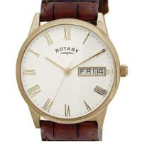 Buy cheap Rotary Timepieces Gents Gold-plated Case Watch from wholesalers