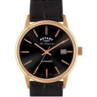 Buy cheap Rotary gents Rose gold Avenger watch from wholesalers