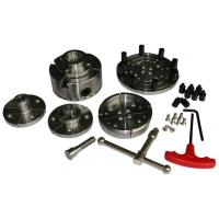 Buy cheap 4 Jaw Self-centering Wood Lathe Chuck Set WLA-4P from wholesalers