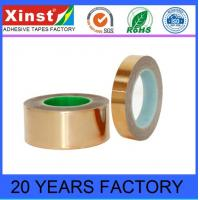 Buy cheap Glass Cloth Tape Glass Cloth Coated With Copper Foil Tape from wholesalers