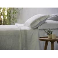 China Pillow and Mattress Protectors Diamond Buttoned Charcoal Bedheads From; on sale