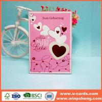 Buy cheap Make Your Own Cute Handcraft Birthday Greeting Cards from wholesalers