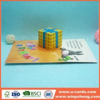 Buy cheap Best Wishes Handmade Birthday Cards For Best Friend from wholesalers