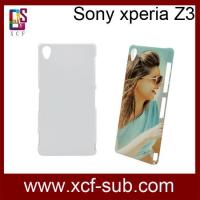 Buy cheap Sony Xperia Z3 sublimation cell phone cases from wholesalers