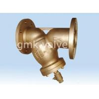 Buy cheap Bronze Y Strainer Valve from wholesalers