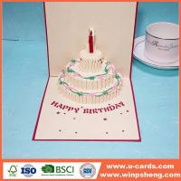 Buy cheap Make A Pop Up Birthday Card Ideas from wholesalers