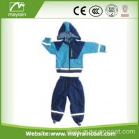 Buy cheap Kid's PU Rainsuit Model No.:m 1229 product