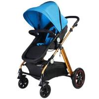 Buy cheap Polyester Material and Aluminum Alloy Frame Material Baby Prams 3 in 1 With EN1888 For Sale from wholesalers