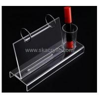 Buy cheap Supplying signs holders acrylic sign holders stands lucite sign holder SH-065 from wholesalers