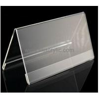 Buy cheap Factory custom sign plastic signs acrylic displays SH-054 from wholesalers