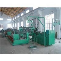 Buy cheap Chain Link Fence Netting Machine from wholesalers