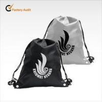 Buy cheap backpackr bag cheap 210D drawstring bag from wholesalers