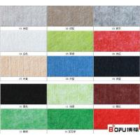 Buy cheap Polyester fiber sound-absorbing panels from wholesalers
