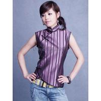 Buy cheap Sleeveless Thai Silk Blouse from wholesalers