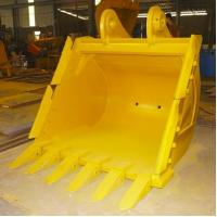 Buy cheap Excavator underground ditching buckets from wholesalers