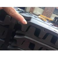 Buy cheap Excavator track shoe assy track chain assy for Sany from wholesalers