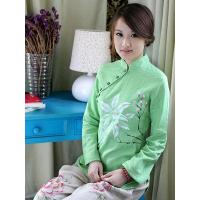 Buy cheap Green Ethnic Chinese Clothing from wholesalers