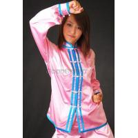 Buy cheap Pink Silk Kungfu Blouse from wholesalers