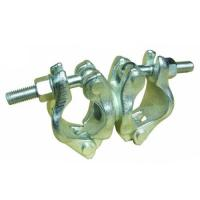 Buy cheap Drop forged scaffolding swivel clamp American type from wholesalers