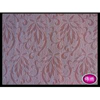 Buy cheap Raschel Lace Fabric JX0381 product