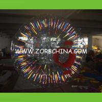 Buy cheap Shine Zorb Ball For Sale from wholesalers