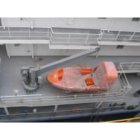 Buy cheap Single arm slewing boat/raft Davit& Crane from wholesalers