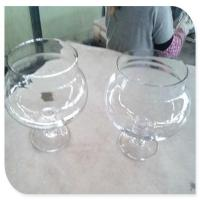 Buy cheap Glass bowl,Cup,Vase,Plate Glass fish bowl from wholesalers