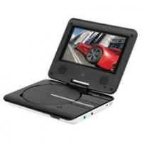 China 7 Portable DVD Player - White - PD701W on sale