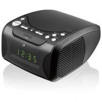Buy cheap CD Clock Radio with Dual Alarm - CC314B from wholesalers