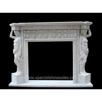 Buy cheap 2014 Hand Carved What Marble Stone Fireplaces Northern Ireland Fireplace Surround Ideas from wholesalers