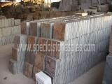 Buy cheap Rusty Slate Tile Paving Floor China Rusty Yellow Flooring Tile Patio from wholesalers