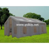 Buy cheap IT-295 Sealed air tight frame Tarpaulin tent from wholesalers