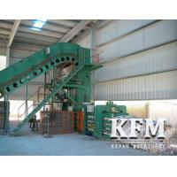 Buy cheap Plastic baler machine from wholesalers
