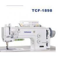 Buy cheap TOPEAGLE TCF-1898 compound feed single needle leather bag sewing machine from wholesalers