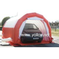 Buy cheap IT-271 Garage painting workstation inflatable tent from wholesalers