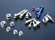 Buy cheap Titanium alloy (6AL-4V) Bolts ,Nuts from wholesalers