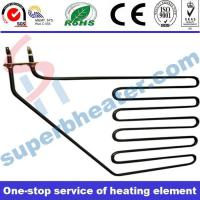 China Stainless Steel Electric Sauna Heating Element Tubular Heaters on sale