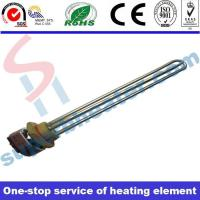 Buy cheap Industrial Bendable Screw Plug Water Tubular Heater Heating Elements from wholesalers