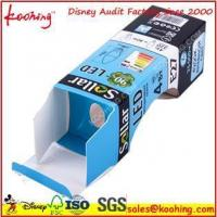 Buy cheap LED Bulb Lamp Spot Light Packaging Box Paper Box from wholesalers