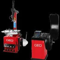 Buy cheap Semi Auto Tyre Machine and Wheel Balancer Package from wholesalers