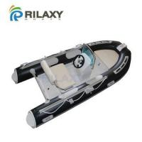 Buy cheap Rilaxy 3.5m 12ft small fishing rigid inflatable boat from wholesalers