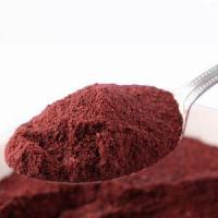 Buy cheap Blackcurrants Powder / Black Currant Extract Powder from wholesalers