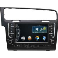 Buy cheap Special car dvd player Volkswagen Golf 7 DVD player from wholesalers