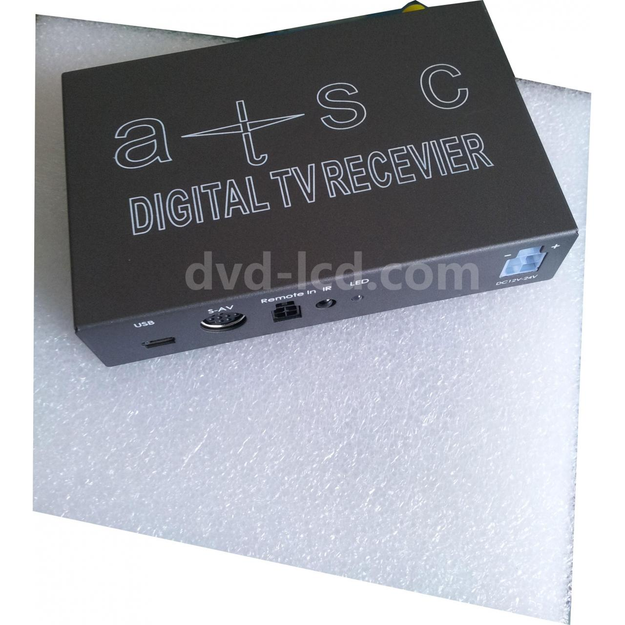 Buy cheap Car digital TV receiver YD-T010 car ATSC NTSC TV receiver from wholesalers