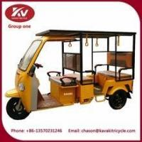 China Hot Motor power 800W Manned tricycle auto rickshaw price in india on sale